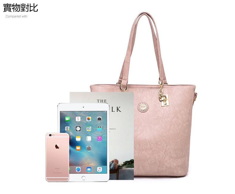子母包與iPad實物對比