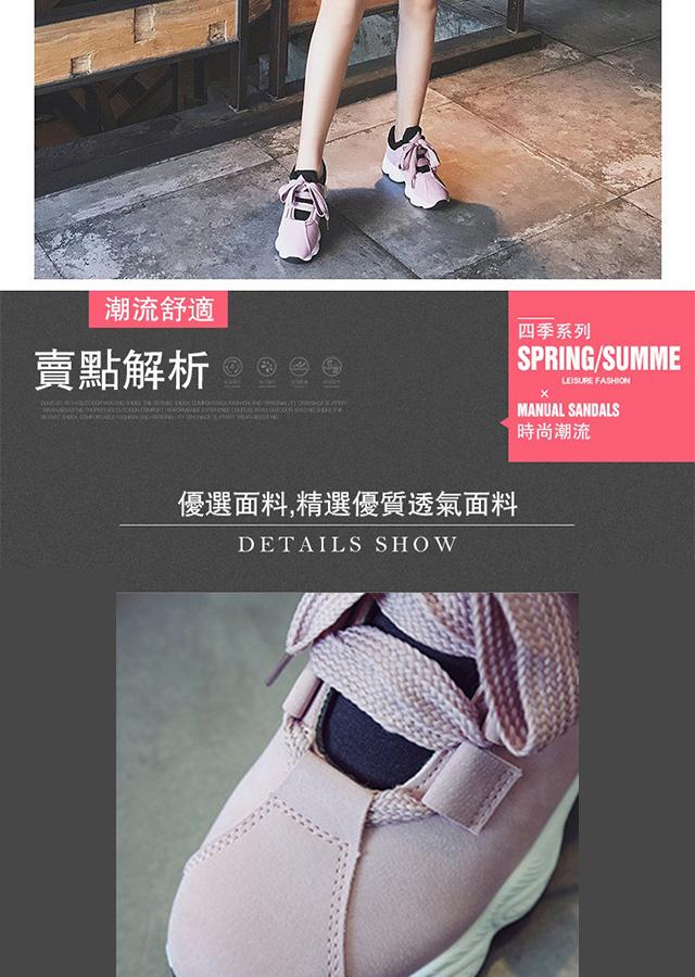 運動鞋賣點解析
