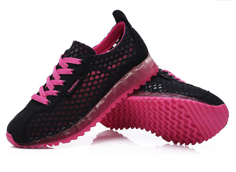 網面運動鞋休閒鞋產品展示圖
