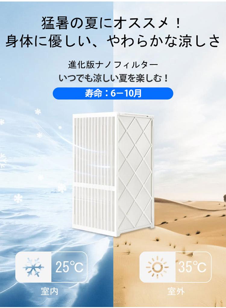 第 四 代 ナノ 冷風 機 真夏の車中泊に向けて。暑さ対策と冷風機の製作を考える。